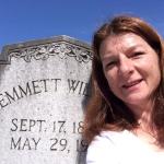 Selfie with Emmett.