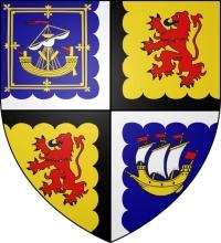 Earl of Caithness arms, Scotland.