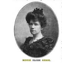 Minnie Kehoe, a woman ahead of her time. Source: TJCE, Vol. 24, No. 5, p. 278.