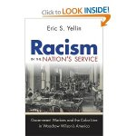 Eric Yellin's Racism in the Nation's Service. Source: Amazon.com