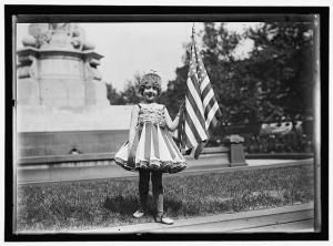 Child-as-Liberty, 1916. Photo: Harris & Ewing, Library of Congress