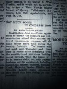 Source: The Pensacola Journal, June 5, 1916.