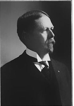 W.S. Keyser, 1910. Yale alumni, prosperous lumberman from Massachusetts. Source: A History of the Class of Eighty, Yale College, 1876-1910.