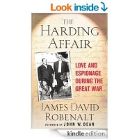 The Harding Affair: Love and Espionage During the Great War. Source: Amazon.