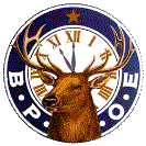 Emmett was a member of the Pensacola Elk's Lodge, now defunct, unfortunately.