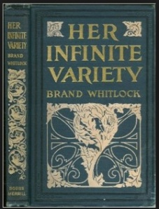 Her Infinite Variety, by Brand Whitlock. 1904. Free via Google Books.