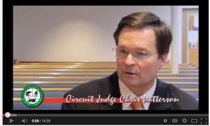 Washington County Circuit Court Judge Chris Patterson discusses the courthouse closure & mold cleanup. Source: https://www.youtube.com/watch?v=K2Ka9cYUbAQ