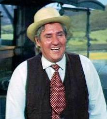 Pat Buttram, aka, Mr. Haney from the 1960's sitcom, Green Acres. Source: maggiore.net