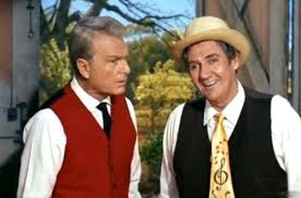 Haney haranguing Oliver. Business as usual in Hooterville.