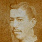 My great-grandfather, William H. McCulloch, 1890, New Orleans.