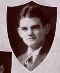 Emmett Wilson Kehoe, son of Jennie and Walter Kehoe. 1930, University of Florida. Source: Ancestry.com