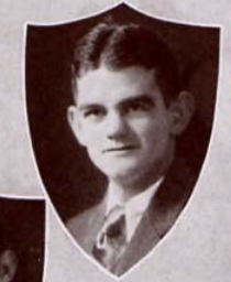 Emmett Wilson Kehoe, son of Jennie and Walter Kehoe. 1930, University of Florida. Source: Ancestry.com