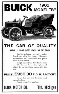 The pricetag on this was out of range for most people in 1905. Source: www.earlyamericancars.com