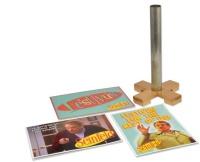 Amazon carries Festivus poles. Who knew? Source: Amazon.com