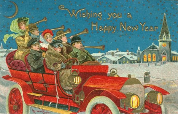 Happy New Year! Image source: www.theoldmotor.com