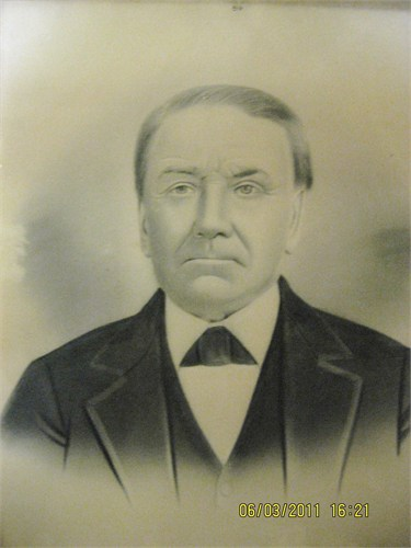Nicholas Van Sant, 50-something, Class Prophet for the law class of 1904, and Emmett's classmate. Image source: www.ancestry.com