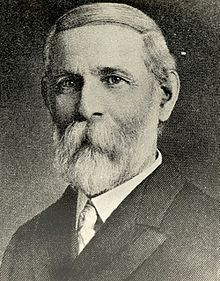 Judge James W. Locke. An appointee of President U.S. Grant. Source: http://en.wikipedia.org/wiki/James_William_Locke