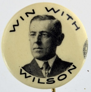 Not this Wilson. The other Wilson. Image source: www.oldpoliticals.com