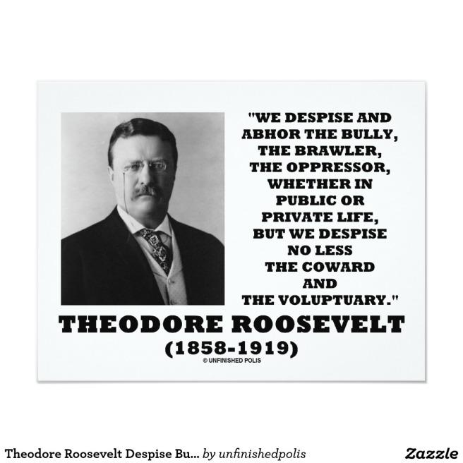 A bully quote. Source: www.zazzle.com
