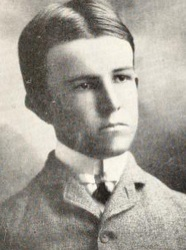 Paul Carter, from the 1899 Argo, the yearbook of the West Florida Seminary (now Florida State University).