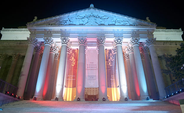 The National Archives. Source: www.archives.gov
