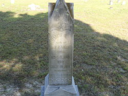 Elizabeth Virginia Wilson, at Glenwood Cemetery, Chipley, Florida. Source: Find-a-grave.com