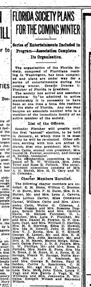 The Washington Star, November 17, 1915.