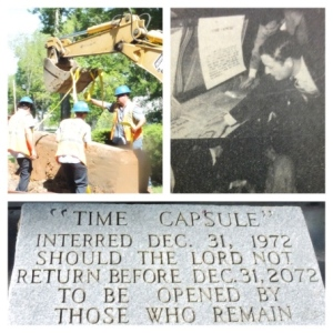 Time capsule photos, from the Washington County News.