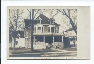 Van Sant house in Sterling. Source: Ebay