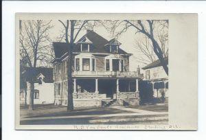 Van Sant house in Sterling. Source: Ebay