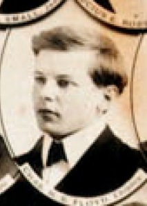 A youthful CHB Floyd. Unfortunately, he died at the end of the influenza pandemic, in Florida, about 1920.