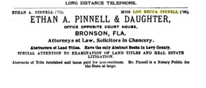 Source: Hubbell's Legal Directory for Lawyers, Vol. 32.