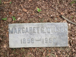 Margaret Gill Wilson, A. Maxwell Wilson Jr.'s wife. She died in 1968. Source: Ancestry.com