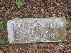 Mary was born in 1870; died in 1933. Source: Ancestry.com