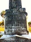 Julia Hawkes Anderson Maxwell. Source: find-a-grave.com