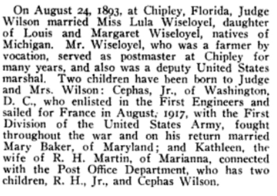 From History of Florida: Past & Present, Vol. 2. Source: Google Books.