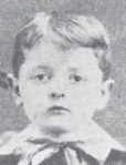 Berry Sturgeon as a child. Source: Ancestry.com
