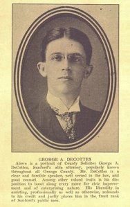 George A. DeCottes. Source: Find-a-grave.com