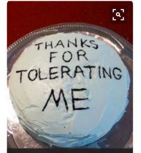 Maybe Emmett would have sent me this cake if we knew each other in real life. Source: Pinterest