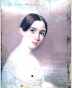 Elizabeth Maxwell Wilson, about 1865.