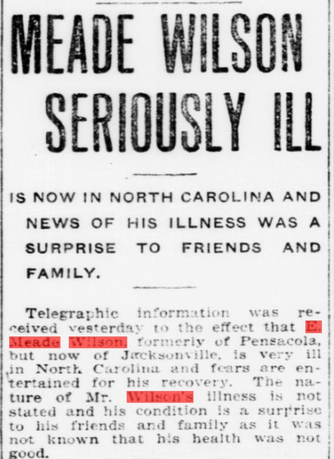 July 4, 1914. The Pensacola Journal. Source: ChroniclingAmerica.gov