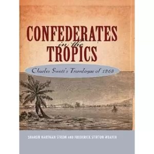 Charles Swett's Travelogue of 1868. It really is more of a field report of the Confederate expatriates' life in the unsettled tropics. The book is expensive, but, I obtained a copy from InterLIbrary Loan. Source: Amazon.com