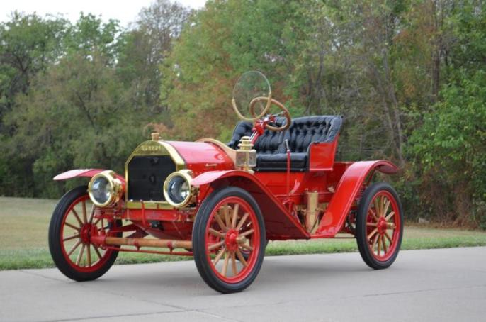 A 1910 Brush Runabout. It cost $495. Source: http://www.brushauto.net/