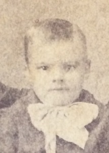Walker Wilson, about 6 years old, December 1890.