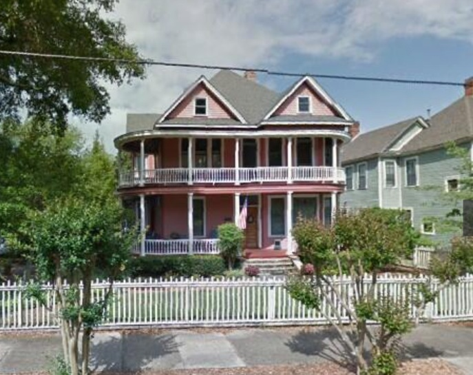611 North Barcelona, Pensacola, Florida. Source: Trulia.com