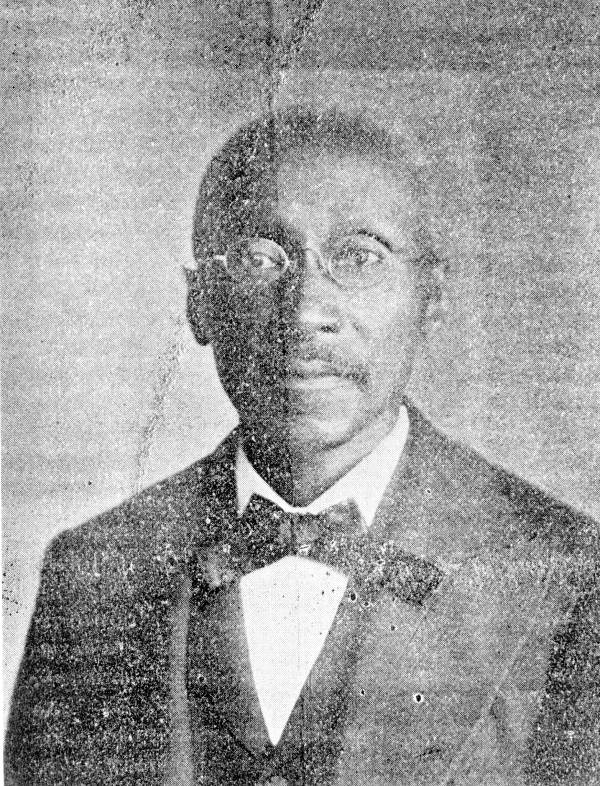 Joseph E. Lee, about 1900. Source: FloridaMemory.com