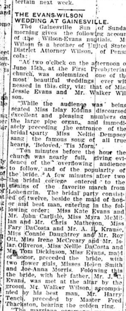 From The Pensacola Journal, June 22, 1910.