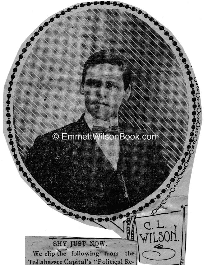 All but one photo I have of Cephas features him in a bowtie. Nice detail of his watch chain. Also, I note the strong resemblance between Cephas and Emmett.