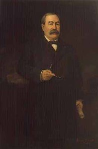 Governor Samuel R. Van Sant. Nick's brother, and Governor of Minnesota (1901-1905). Source: Wikipedia