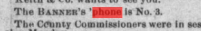 bannerphone